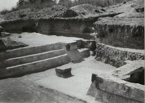 Noguera image of Patio of CS