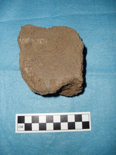 metate fragment