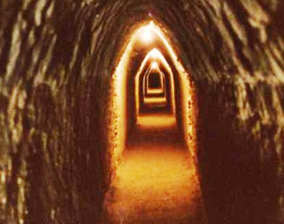 The Tunnels Dr Geoffrey Mccafferty